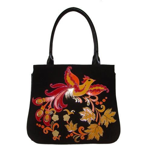 e210f1a92aeb Аппликации на сумках: вычурно или модно?, сумки с аппликацией ...