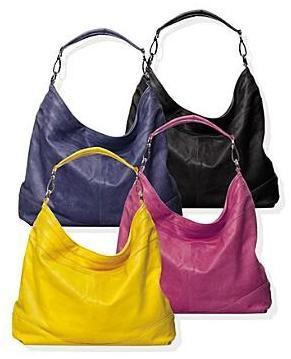 Сумка является неотъемлемой частью облика женщины, по сумкам даже судят...