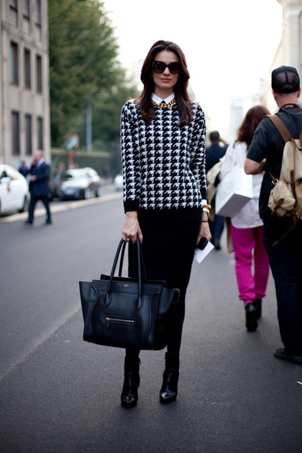 Модный образ женщины 35 лет